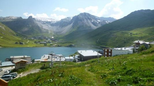 Vacances en montagne Résidence Divaria - Tignes - Extérieur été
