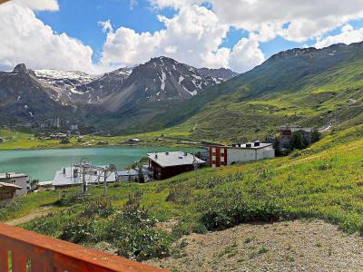 Vacances en montagne Studio cabine 4 personnes (007) - Résidence Divaria - Tignes