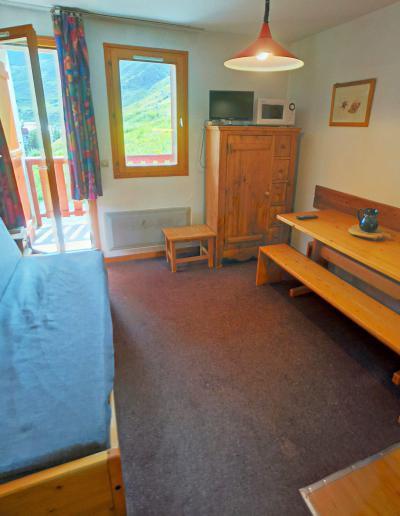 Vacances en montagne Studio cabine 4 personnes (006) - Résidence Divaria - Tignes - Logement