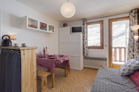 Vacances en montagne Studio cabine 4 personnes (007) - Résidence Divaria - Tignes - Logement