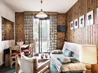 Urlaub in den Bergen 2-Zimmer-Appartment für 4 Personen (309A E) - Résidence Domaine du Jardin Alpin - Courchevel - Wohnzimmer