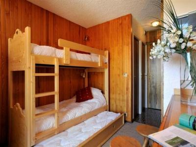 Urlaub in den Bergen Studio für 3 Personen (414B) - Résidence Domaine du Jardin Alpin - Courchevel