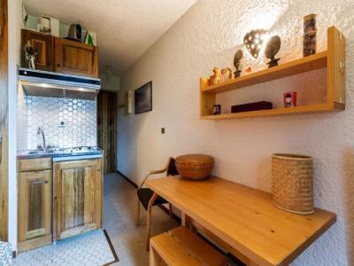 Urlaub in den Bergen Studio für 2 Personen (12B) - Résidence Domaine du Jardin Alpin - Courchevel