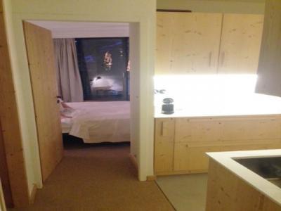Urlaub in den Bergen Wohnung 4 Zimmer Schlafnische 6 Personen (409B) - Résidence Domaine du Jardin Alpin - Courchevel