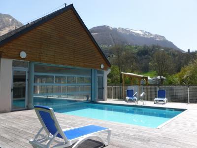 Location à Luz Ardiden, Résidence Domaine du Val de Roland