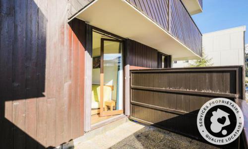 Wakacje w górach Studio 4 osoby (Confort 26m²) - Résidence Doris - Maeva Home - Flaine - Na zewnątrz latem