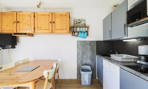 Wakacje w górach Studio kabina 4 osoby (Confort 26m²-1) - Résidence Doris - Maeva Particuliers - Flaine