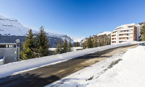 Wakacje w górach Studio z alkową 4 osoby (Confort 26m²-0) - Résidence Doris - Maeva Particuliers - Flaine