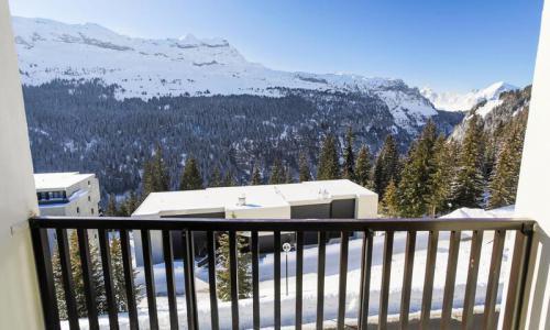 Wakacje w górach Studio kabina 4 osoby (Budget 26m²-4) - Résidence Doris - Maeva Particuliers - Flaine