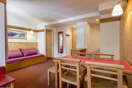 Holiday in mountain resort 2 room apartment 5 people (835) - Résidence Doronic - La Plagne