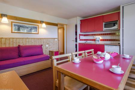 Holiday in mountain resort 3 room apartment 6 people (810) - Résidence Doronic - La Plagne