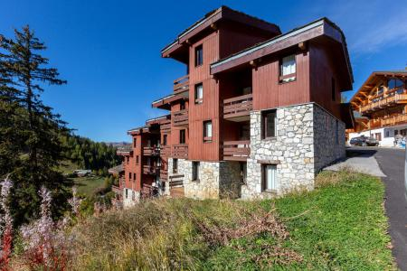 Holiday in mountain resort 2 room apartment 5 people (831) - Résidence Doronic - La Plagne