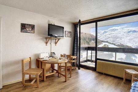 Vacances en montagne Studio 2 personnes (602) - Résidence Dorons - Les Menuires
