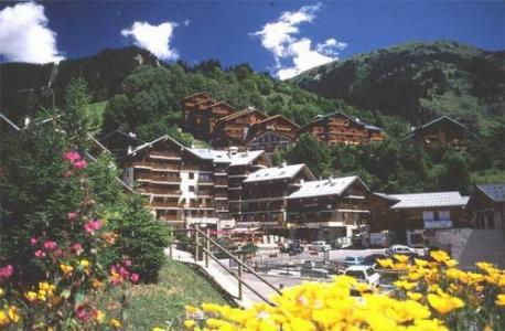 Location au ski Residence Du Centre - Champagny-en-Vanoise - Extérieur été