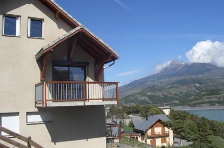 Location au ski Residence Du Lac - Réallon - Extérieur été