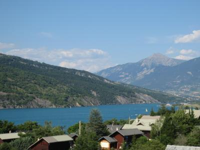 Location au ski Résidence du Lac - Réallon - Extérieur été