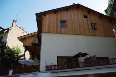 Location au ski Résidence Eaux Vives - Brides Les Bains - Extérieur été