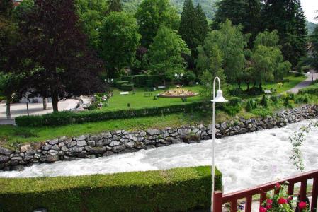 Location au ski Appartement 3 pièces 6 personnes - Residence Eaux Vives - Brides Les Bains - Extérieur été