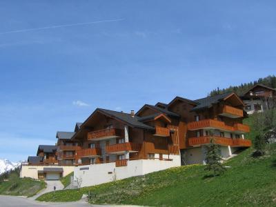 Location au ski Résidence Edelweiss - Peisey-Vallandry - Extérieur été