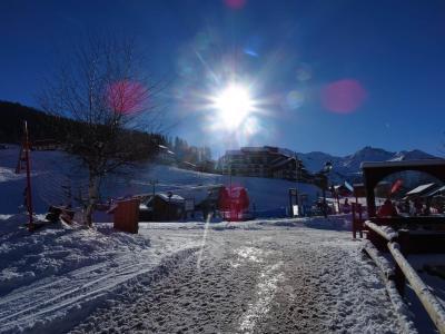 Vacances en montagne Résidence Edelweiss - Peisey-Vallandry