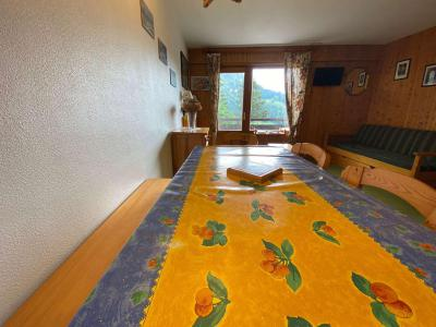 Holiday in mountain resort Studio 4 people (1B) - Résidence Edelweiss - Le Grand Bornand
