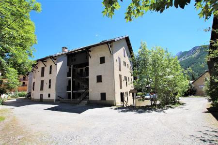Location au ski Résidence Edelweiss - Serre Chevalier - Extérieur été