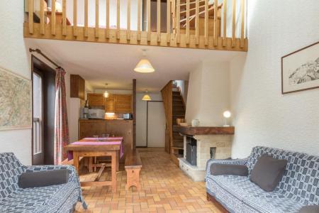 Vacances en montagne Appartement triplex 4 pièces 8 personnes (301) - Résidence Edelweiss - Serre Chevalier - Séjour