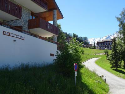 Location au ski Residence Edelweiss - Peisey-Vallandry - Extérieur été