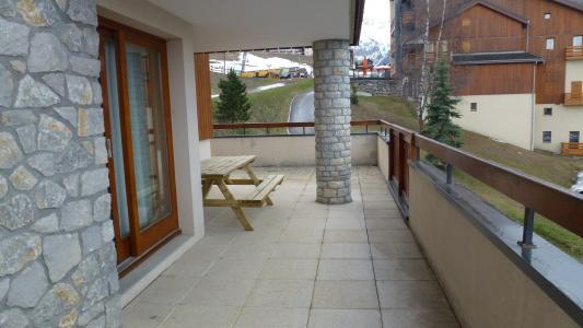 Location au ski Appartement 3 pièces 8 personnes - Residence Edelweiss - Peisey-Vallandry - Extérieur été