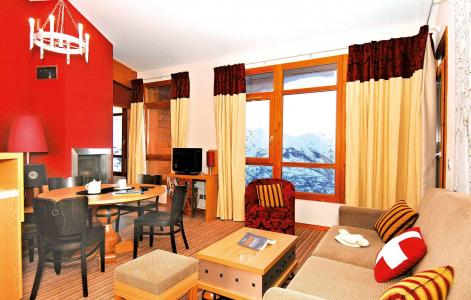 Vacances en montagne Résidence Edenarc - Les Arcs - Logement