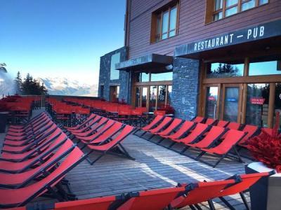 Vacances en montagne Résidence Edenarc - Les Arcs -