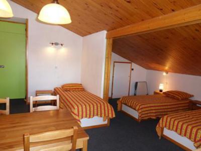 Location au ski Studio 4 personnes (387) - Residence Emeraude - La Plagne - Extérieur été