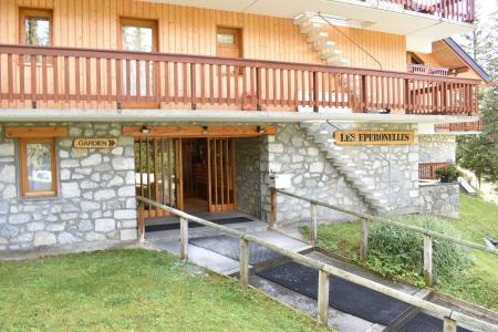 Vacances en montagne Studio coin montagne 4 personnes - Résidence Eperonnelles - Méribel