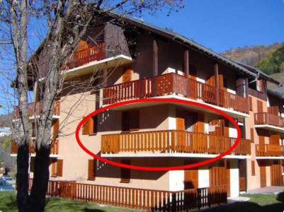 Location au ski Appartement 2 pièces 4 personnes (415) - Résidence Eridan - Valloire - Extérieur été