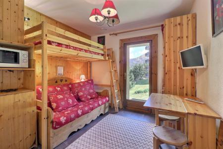Vacances en montagne Studio 2 personnes (004) - Résidence Erines - Méribel-Mottaret - Logement
