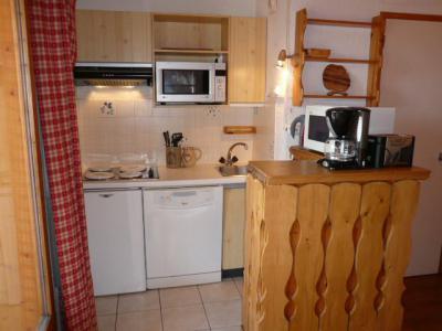 Vacances en montagne Appartement 3 pièces 6 personnes - Résidence Ermitage - Méribel