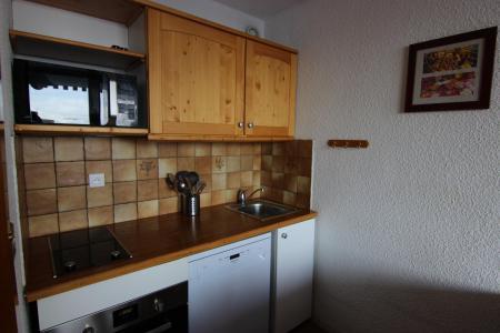 Vacances en montagne Studio cabine 4 personnes (42) - Résidence Eterlous - Val Thorens