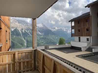 Vacances en montagne Résidence Etoile d'Orion - Orcières Merlette 1850 - Balcon