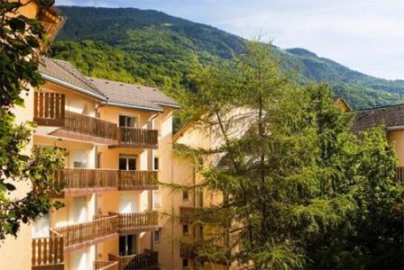 Location au ski Résidence Eureca - Brides Les Bains - Extérieur été