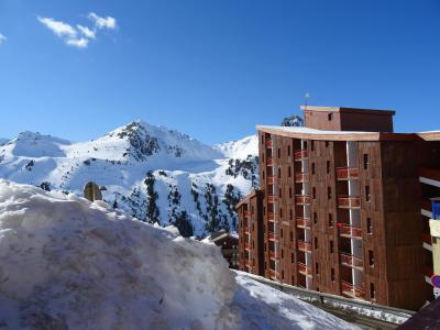 Vacances en montagne Résidence Fond Blanc - Les Arcs