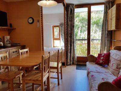 Vacances en montagne Studio coin montagne 3 personnes (111) - Résidence Fond Blanc - Les Arcs - Logement