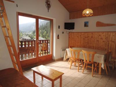 Vacances en montagne Appartement 3 pièces mezzanine 6 personnes - Résidence Forsythia - Châtel - Logement