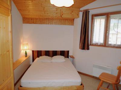 Vacances en montagne Appartement 3 pièces mezzanine 6 personnes - Résidence Forsythia - Châtel - Chambre
