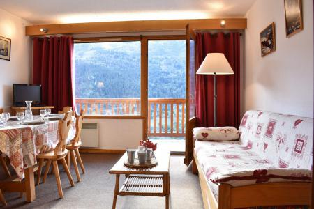 Holiday in mountain resort 3 room apartment 6 people (9C) - Résidence Frasse - Méribel - Living room