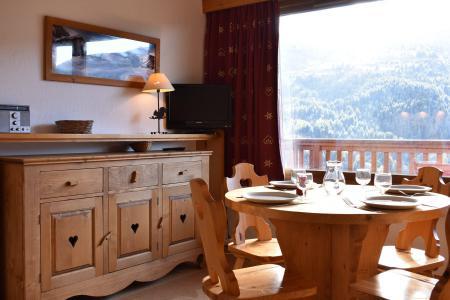 Vacances en montagne Studio 4 personnes (3C) - Résidence Frasse - Méribel