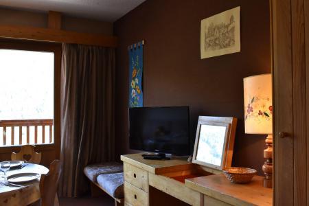 Vacances en montagne Studio 4 personnes (5H) - Résidence Frasse - Méribel