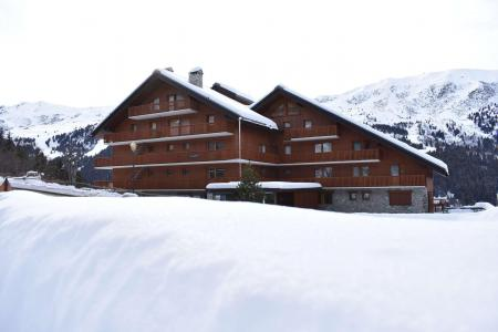 Holiday in mountain resort Studio 4 people (18H) - Résidence Frasse - Méribel