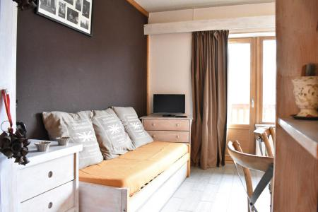 Holiday in mountain resort Studio 4 people (25H) - Résidence Frasse - Méribel