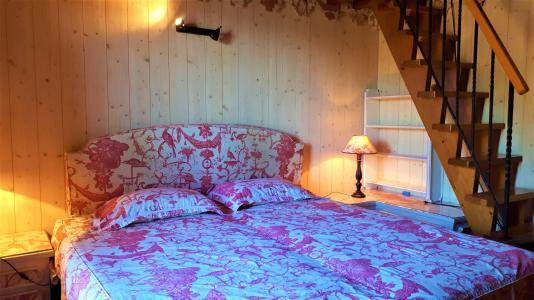 Holiday in mountain resort 3 room mezzanine apartment 5 people (14) - Résidence Gelinotte - Méribel - Bedroom