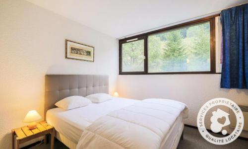 Wakacje w górach Apartament 2 pokojowy z alkową 6 osób (Confort 41m²-2) - Résidence Gémeaux - Maeva Particuliers - Flaine - Łóżkem małżeńskim